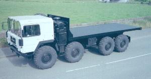 Ex-Army Vehicles - 8x8 Vehicles